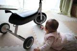 「3歳のお誕生日プレゼントはD-bike dax(ディーバイク ダックス)」の画像(3枚目)