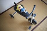 「3歳のお誕生日プレゼントはD-bike dax(ディーバイク ダックス)」の画像(2枚目)