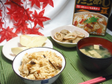 アサムラサキ 炊き込みご飯の素 たこ飯  2合炊きなので手軽に豪華でおいしくいただけるの画像(1枚目)