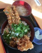 「やっと食べた~活穴子丼 イルカ」の画像(3枚目)