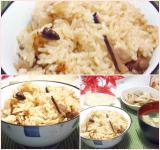 アサムラサキ 炊き込みご飯の素 たこ飯  2合炊きなので手軽に豪華でおいしくいただけるの画像(6枚目)