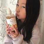 mia ninaのアミノ&フルーツオールインシャンプーを使ってみたよ❣️このシャンプーはママと子供で一緒に使えるよ😊しかもリンスいらないし低刺激でフルーツの香り🍊パサパサしないしオススメだよ👌…のInstagram画像