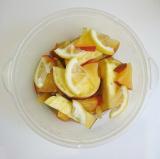 「*さつまいもとりんごのレモン煮*」の画像(5枚目)