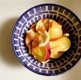 「*さつまいもとりんごのレモン煮*」の画像(9枚目)