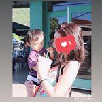 お気に入りの写真を缶バッチにして家族👵🏻🧓🏻にプレゼント🎁..自分のポーチにもつけてます😍❤️..この#マノアスタバ 外観から好きなカラーで何回行ったか😂🙌🏻..毎朝出会うワン…のInstagram画像