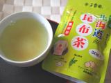 秋のこんぶ茶・北海道産の自然素材使用『オール北海道産昆布茶』♪の画像(6枚目)