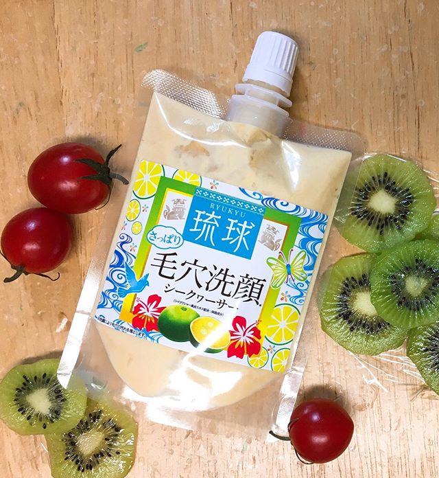 口コミ投稿:・シークワーサーの心地良い香り🍋モッチリ泡に包まれて、しっとりさっぱりの洗いあが…