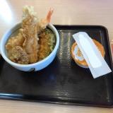 今日のお昼ご飯ご飯はさん天の画像(3枚目)