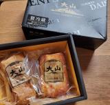 「◎贈り物にも最適!大山ハムの自家製「焼き豚」詰め合わせセット◎」の画像(2枚目)