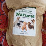 プレミアムドッグフード「ナチュロル」#ナチュロル は、#全犬種・#全年齢・#オールステージ用フード です。ワンちゃんの健康を内側から協力にサポートし、愛犬と笑顔で20歳を目指せる最高級プレ…のInstagram画像