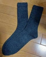 「高級ウールのストレスフリーな靴下!「スノーリアソックス」を履いてみた♪」の画像(4枚目)