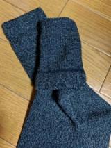 「高級ウールのストレスフリーな靴下!「スノーリアソックス」を履いてみた♪」の画像(5枚目)