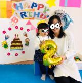 誕生日会と冬肌コスメの画像(3枚目)