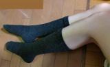 「高級ウールのストレスフリーな靴下!「スノーリアソックス」を履いてみた♪」の画像(7枚目)