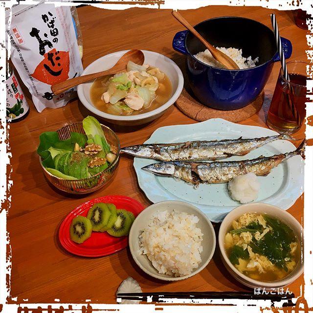 口コミ投稿:今日の#ばんごはん は、#かば田食品 の#かば田のおだし を使って、#鶏肉と白菜の煮…