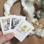 Seelというアプリでお食い初め旅行とベトナム旅行の写真をシールにしてもらいました☺︎..母子手帳に何も書き込んでないズボラ母なのでせめて写真くらいはと思って貼ってみたら、想像以上に可愛かった…のInstagram画像