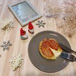 *八天堂さんのフレンチトーストをお試しさせて頂きました★このフレンチトースト、なんとあの有名な八天堂さんのくりーむパンをそのまま焼いたというもの✨八天堂さんのカフェ…のInstagram画像