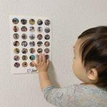 ..家族でのお出掛けシーンの思い出をシールにしてみました☺️ @seel.jp では アプリを使って簡単に作れちゃう!サイズや形、写真を選ぶだけ👏私は5分くらいで完成しちゃいました…のInstagram画像