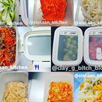 リベラリスタ/保存容器.@risu_official_jp さん🆕LOCKtype/700ml🆕SEALtype/700ml作り置きと、野菜の保存🤪🤪1人暮しに便利な大きさ…のInstagram画像