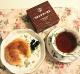 パリパリとろーりフレンチトーストがいつでも自宅で♡の画像(1枚目)