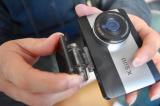 「【ドライブレコーダー FineVu X500 32GB 前後2カメラ フルHD】は映像が鮮明で使いやすさ抜群」の画像(6枚目)