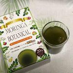 𝐌𝐎𝐑𝐈𝐍𝐆𝐀  𝐁𝐎𝐓𝐀𝐍𝐈𝐂𝐀𝐋  20包苦みはなく、甘くて美味しいモリンガ ボタニカルは飲みやすいだけでなく、🔹有機栽培モリンガを使用🔹23種の乳酸菌🔹75種…のInstagram画像