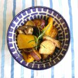 *【レシピ】さつまいもとなすのグリルマリネ*の画像(3枚目)