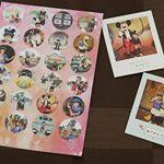 ♥@seel.jp 様のモニターをさせていただきました☺️*10月に行ったディズニー旅行の写真で作ってみたよー❤️❤️*シートサイズ(1枚目左)はSSサイズ、Sサイズ、…のInstagram画像