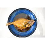 2019.11.29お魚まる🐟**マルトモのお魚まるを使って煮魚作ってみた🎵タレをかけてレンジでチンの簡単調理✨これだけで煮魚作れるなんてすごい⤴️そして、味も美味❗❗…のInstagram画像