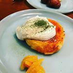 おやつ今日のおやつ八天堂のフレンチトースト丸くて可愛いフォルムチン♫で直ぐに出来ちゃう魅力 ..⭐️生クリームと抹茶、柚子ジャム添え⭐️..⭐️生クリー…のInstagram画像
