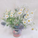 「結婚式のお花を飾る★カラーエコゼリー」の画像(2枚目)