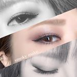 〈smoky make...💋〉ㅤㅤㅤㅤㅤㅤㅤㅤㅤㅤㅤㅤㅤ_ _ _ _ _ _ _ _ _ _ _ _ _ _ _ _ _ _ _ ▫︎つけまつげ#riendacosmetics…のInstagram画像
