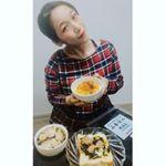 Gestational diabetes is an old story (@_@)Japanese bread and seaweedFrench toast cream breadのInstagram画像