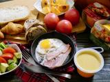 「時短スープで朝から温活 モンマルシェ・野菜を食べるレンジカップスープ」の画像(1枚目)