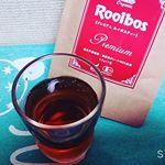 カフェインが一切含まれていないからお子さんや妊娠中の方にも安心して飲めるお茶 ルイボスティー ルイボスティーの中でも、オーガニック認証を取得した最高級グレードの茶葉を100%使…のInstagram画像