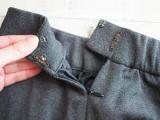 【ニッセン】ストレッチ製が魅力♪洗濯機で洗えるスーツ&裏地こっそりあったかブラウスの画像(8枚目)