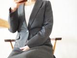 【ニッセン】ストレッチ製が魅力♪洗濯機で洗えるスーツ&裏地こっそりあったかブラウスの画像(22枚目)