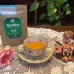 今日のお茶は、#オーガニック生葉ルイボスティー です🐱💓 クセがなくて飲みやすくて美味しい✨ルイボスティーの中でも、オーガニック認証を取得した最高級グレードの茶葉を100%使用しました。…のInstagram画像