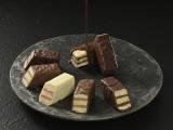 「メリーチョコレートのミルフィーユ♪」の画像(1枚目)