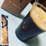 @tasly_japan_ariake さんの飲みやすい#TASLY #ヴィ・プーアール茶エッセンス を再開💕✨・・#個包装 だから#持ち運び も出来て・・#沖…のInstagram画像