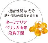 美味しいを楽しみたい人へ!糖脂にターミナリアファースト プロフェッショナルの画像(7枚目)