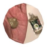お試し♪ ユゼ 抹茶洗顔フォームの画像(3枚目)