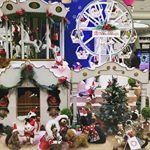 高島屋のクリスマス✨.かわいい😍.#クリスマス #CanRoll #monipla #canroll_fanのInstagram画像