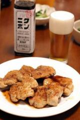 お肉のためのぽん酢「ニクポン」の画像(1枚目)