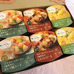 本格的なあったか野菜スープが食べれる《レンジカップスープ》🍅🧅🥦レンジで約1分チンするだけと超簡単なの🙆🏻♀️✨..このレンジカップスープは常温保存可能で食べた後はゴミ箱に捨…のInstagram画像