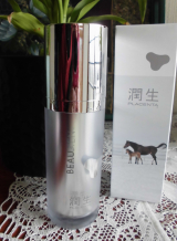口コミ記事「【1324】もっちり!【潤生】ウマプラセンタ美容液」の画像