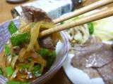 『ニクポン』黒にんにくのコクが味の決め手のお肉に合うポン酢♪の画像(3枚目)