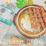 ‐‐‐➛ゆ豆腐とソーセー人@iwashimizu.water さんのお水を使用して1番シンプルにゆ豆腐を作ってみました😆.🥺材料✅昆布👈かわいてるやつ✅本だし👈ほんの少…のInstagram画像