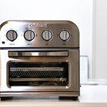 2019.12.22*おうちに @cuisine_art 様のノンフライオーブントースターがやって来ました\( ᐛ )/*食材を包み込むようにして焼き上げる「熱風調理」で余分な…のInstagram画像