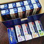 この豆乳凄い飲みやすい!ジュース感覚で飲みると思うよ😃#マルサン #マルサンアイ #豆乳 #ひとつ上の豆乳 #marusan #marusanai #monipla #marusan_fa…のInstagram画像